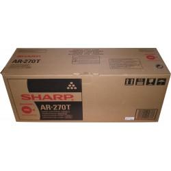 TONER AR-270T per SHARP AR 215C, AR 215FX, AR 215RC, AR 215SFX, AR 235, AR 235DRS ...