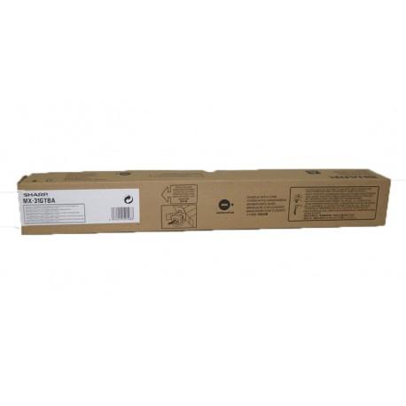 TONER NERO MX-31GTBA per SHARP MX-2301N, MX-2600N, MX-3100N
