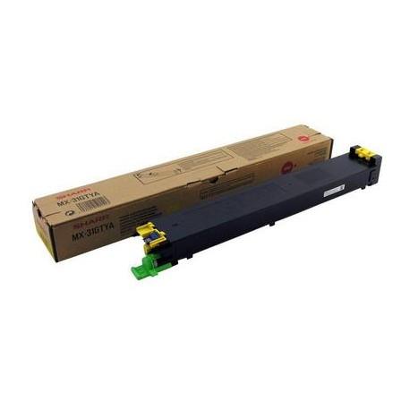 MX-31GTYA TONER GIALLO per SHARP MX-2301N, MX-2600N, MX-3100N