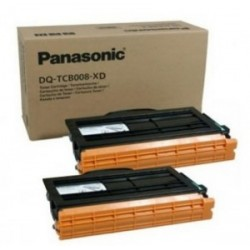 DQ-TCC008-XD TONER NERO PANASONIC