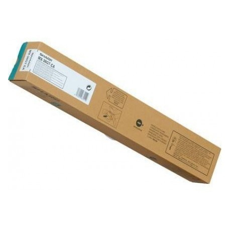 TONER CIANO MX-36GTCA per SHARP MX-2610N, MX-2640N, MX-3110N, MX-3640N, MX-3610N, MX-3140N