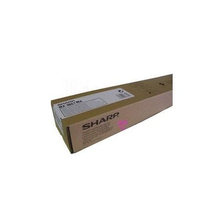 TONER MAGENTA MX-36GTMA per SHARP MX-2610N, MX-2640N, MX-3110N, MX-3640N, MX-3610N, MX-3140N