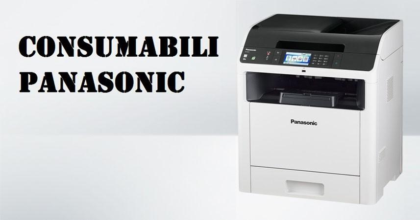 Ricambi, Consumabili e toner per macchine Panasonic